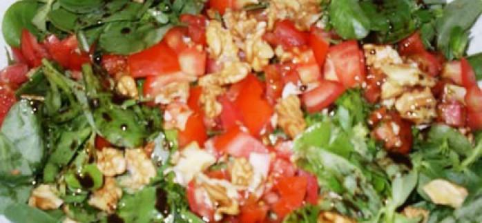 Otlu Salata Tarifi