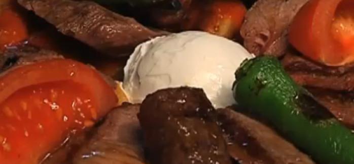 Acılı Anadolu Kebabı Yapılışı