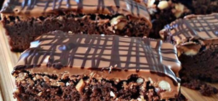 Brownie Bar Tarifi