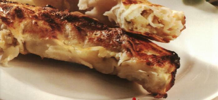 Dolamber Böreği ( Patatesli )