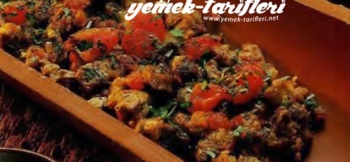 Güveç Kebabı Tarifi