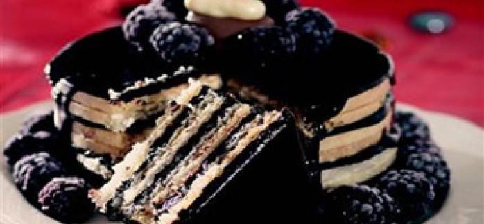 Havuçlu Kağıt Helva Pastası