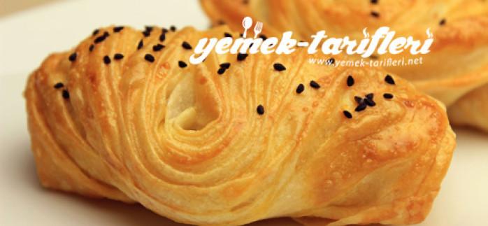 Ispanaklı Midye Börek
