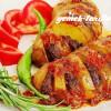 Köfteli Yelpaze Patates Tarifi