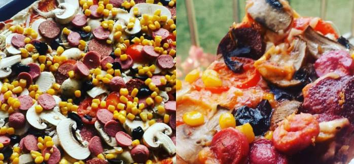 Gerçekten Kolay Pizza Tarifi