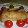 Biber Çanağında Peynirli Közlenmiş Patlıcan