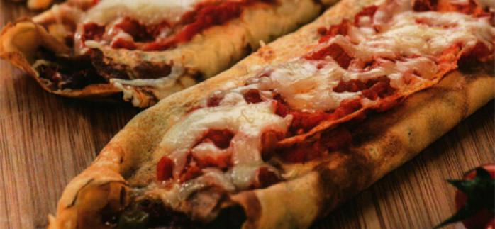 Krepli Pizza Yapılışı