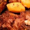 Kuzu Gerdan Kebabı Yapılışı