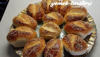 Labne Peynirli Poğaça Tarifi
