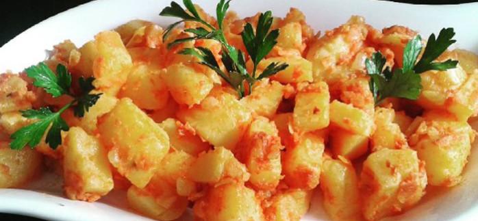 Patates Kavurması Tarifi