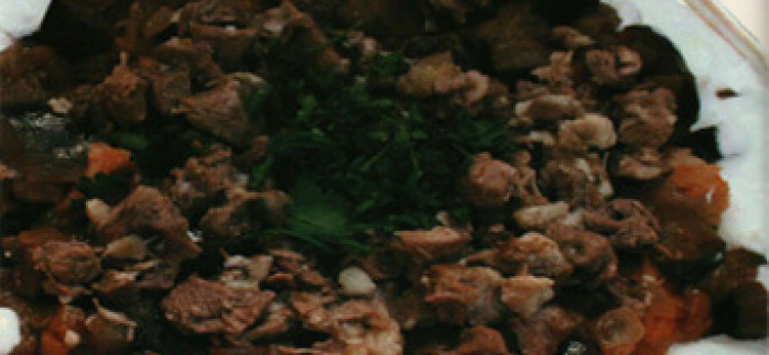 Patlıcan Tiridi