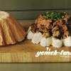 Patlıcanlı Etli Pilav Tarifi