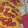 Peynirli Sucuklu Minik Pideler