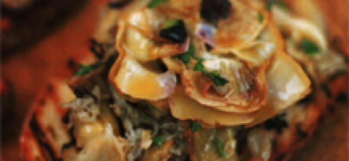 Baharatlı, Sebzeli Kızarmış Ekmekler