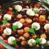 Vişneli ve Kavunlu Komposto
