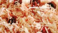 Vişneli Pirinç Pilavı