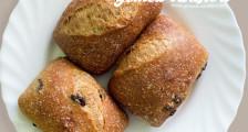 Zeytinli Mini Ekmek Tarifi