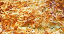 Patatesli Serme Börek Tarifi