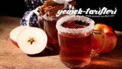 Anasonlu Elma Çayı Tarifi