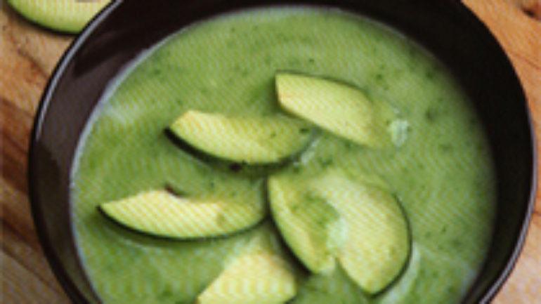 Avokado Çorbası Tarifi