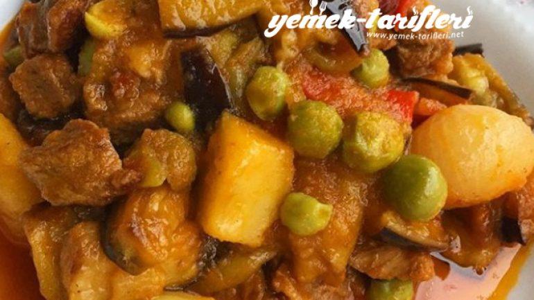 Bahçıvan Kebabı Tarifi