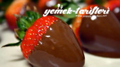 Duble Çikolatalı Meyveler
