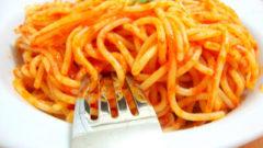 Domates Ve Sebze Soslu Spaghetti Tarifi