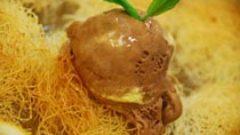Dondurmalı ve Kremalı Kadayıf Tarifi