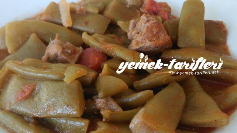 Etli Taze Fasulye Tarifi