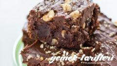 Fındıklı Brownie Tarifi