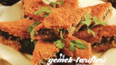 İzmir Sini Köftesi Tarifi