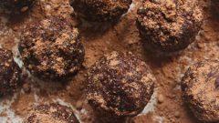 Kakaolu ve Tarçınlı Tuile