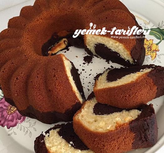 kakaolu sade kek
