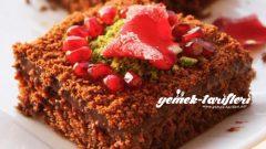 Kakao Kremalı Kek Tarifi