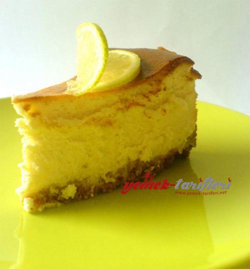 limonlu-cheesecace