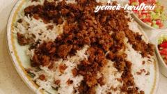 Mercimekli Pirinç Pilavı Tarifi