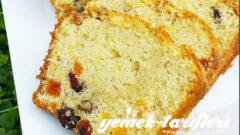 Tarçınlı Meyveli Kek Tarifi