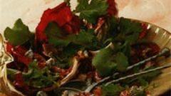Rokfor Salatası
