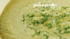 Soğuk Kabak Çorbası