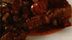 Domates ve Salsa Soslu Biftek Tarifi