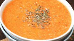 Yaş Tarhana Çorbası