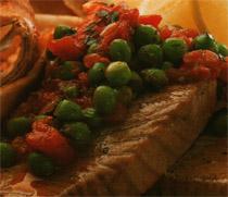 Bezelyeli Ton Balığı