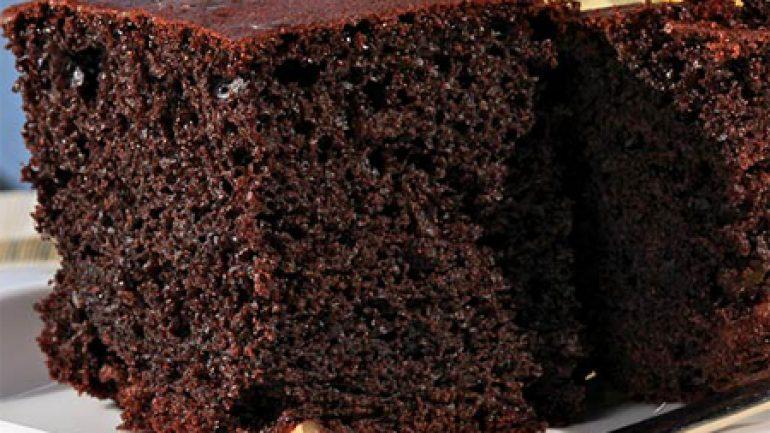 Yağsız Brownie