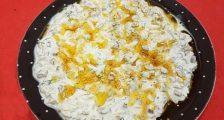 Yoğurtlu Şehriyeli Mercimek Salatası