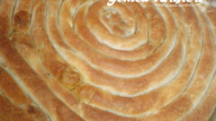 El Açması Patatesli Rulo Börek Tarifi