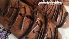 Çikolata Fındık Ezmeli Kurabiye
