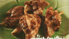 İncik Kebabı Tarifi