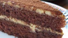 Kolay Tiramisu Tarifi ( Hazır Kek ile )