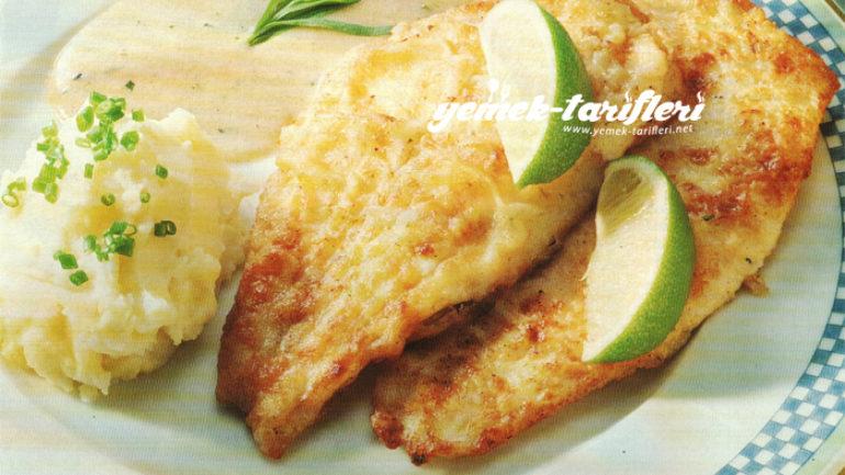 Limon Soslu Dil Balığı